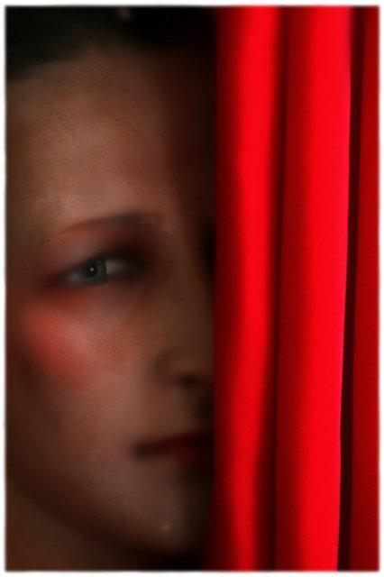 Rebecca Martinez: Behind the Red Curtain