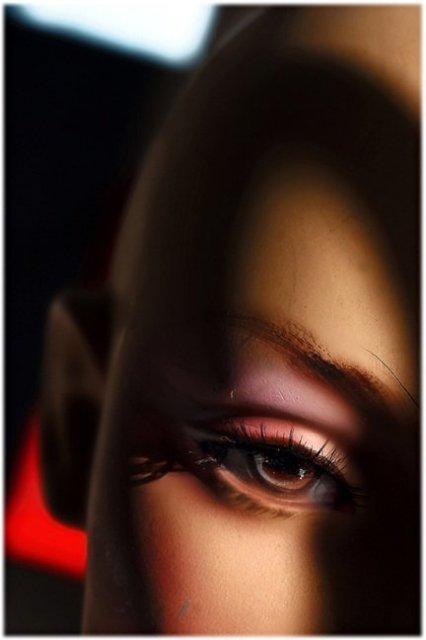 Rebecca Martinez: Pink Eye