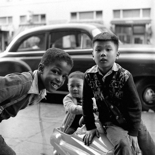 Gerald Ratto: Children of the Fillmore, #4