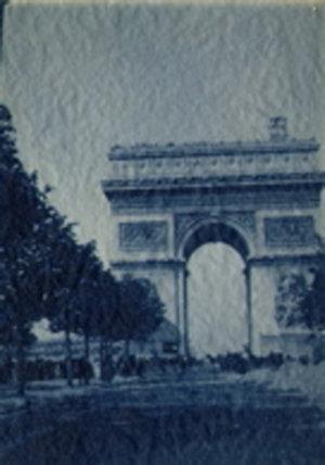 Arc d'Triomphe, Paris - very unique piece