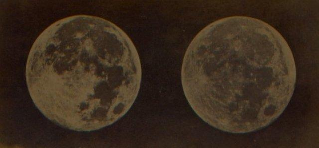 Full Moom stereoview