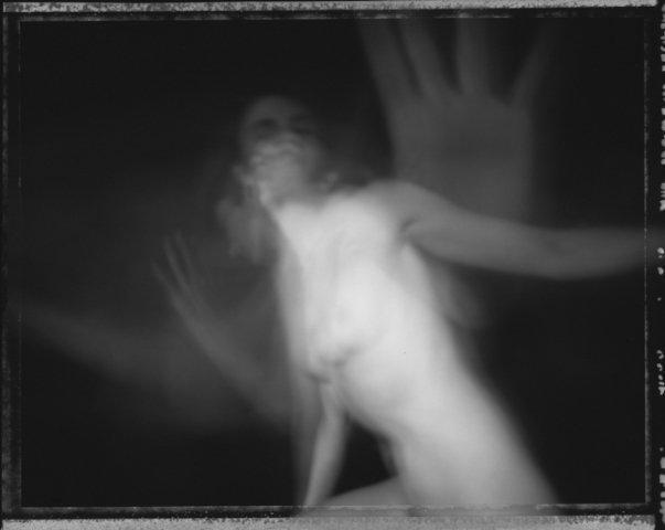 Alyson Belcher: Pinhole Camera Self-Portrait (#36C)