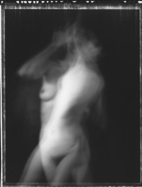 Alyson Belcher: Pinhole Camera Self-Portrait (#2B)