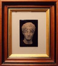 David Sokosh: Hermes with Goggles, Brooklyn - Triptych, Brooklyn - tintype