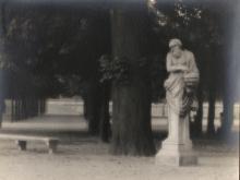 William C. Odiorne: Gardens, Paris