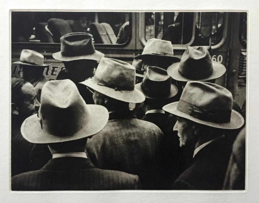 Hats, Seattle (Father's Day Picnic) - gravure