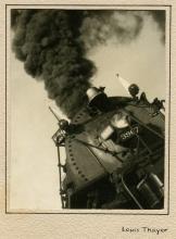 Locomotive - Union Pacific Railroad 3907