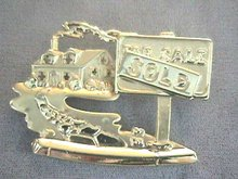 House Sold Pin, and For Sale, Sgnd