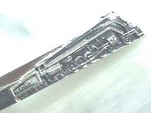 Reading Railroad Train Engine Tie Clip