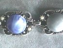 Multi Disc Bracelet, 4 colors, Pearls,Antiqued