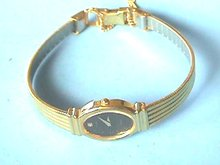 Pulsar Ladies Watch, G/T,Great band, Fab!