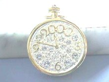 2000 Watch Pin, Pocket,PaveStyle Pendant,Also