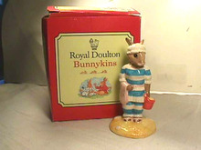 Royal Doulton Bunnykins,MIB,LAST in Series