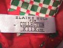 Designer Christmas Scarf,Trees,Silk!