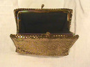 Whiting Davis Wallet,Coin purse,Mesh,Vint