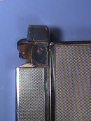 Instanta Twin Cigarette Case/Lighter Combination,Vintge