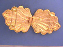 Ornate Belt Buckle,1985,Gay Boyer,Gorgeous!