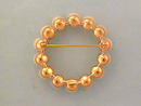 Crown Trifari Brooch,Striking,Pristine Cond!