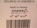 Chanel No 5 Eau De Parfum 1.7 oz Spray Refill-NIP