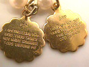Ten Commandments Bracelet,Charms,Bible