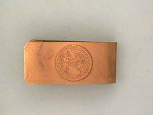 Eagle Money Clip,Old,1840 Coin Replica