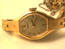 Seiko Ladies Watch,Vintage,W/U,Link,G/T