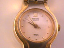 Seiko Ladies Watch,SX,Quartz,Link,2 Tone
