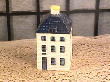 KLM Delft Blue House,#55,Sealed,Mint
