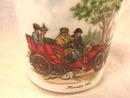 1904 Mercedes Benz Staffordshire England Mug