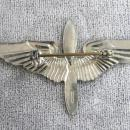 WWII Sterling Wings Pin Propeller Vintage