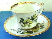 Vintage Royal Ardalt Tea Cup,Saucer,So Pretty!