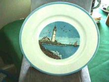 Lighthouse, Harbor of Friendship,Mackrides