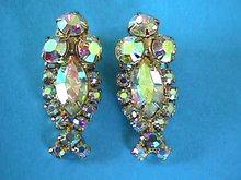 Juliana AB Earrings Vintage Fabulous