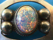 Mexican OPAL Bracelet Jelly Dragons Brth Vint
