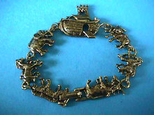 Noahs Ark Bracelet Animal Pairs Nice!