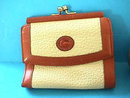 Dooney & Bourke Wallet,TAN,Like New,Nice!