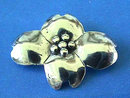 Mary Gage Style Pin Brooch Flower Sterling Vintage