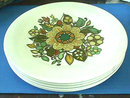 Royal Doulton FOREST FLOWER Plate TC 1086