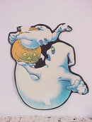 3 Halloween Decorations Vintage Boo!
