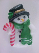 Vintage Snowman Pin Sweet
