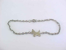 Scottie Dog Anklet Vintage So Cute!