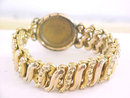 Vintage CARMEN Expansion Bracelet Ornate Round Center