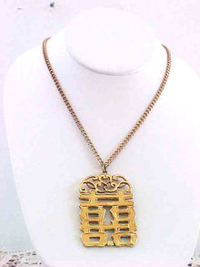 Alva Studios Necklace Vintage Large