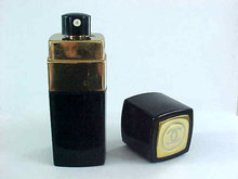 Chanel No.5 Spray Cologne Empty Bottle BLACK Vintage