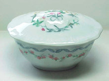 Bernardaud Limoges Box Trinket Covered Beautiful