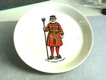 Chief Yeoman Warder,HM Tower of London Plate