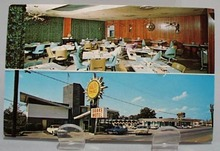 Drake Motel Chattanooga, Tenn Post Card