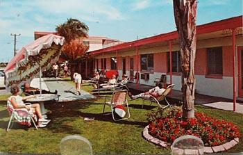 Silver Sands Motel Clear Water Fla