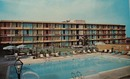 Holiday Inn Santa Maria Calif. Post Card.