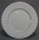 Gorham Grand Manor Gold Dinner Plate.
